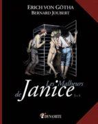 Les Malheurs de Janice - Tomes 3 et 4 (ebook)