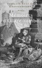 Mémoires d'Outre-tombe (ebook)