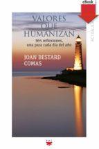 Valores que humanizan (eBook-ePub) (ebook)