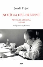 Notícia del present (ebook)