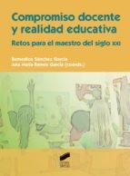 Compromiso docente y realidad educativa (ebook)
