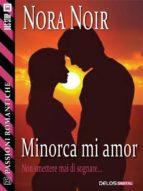 Minorca mi amor (ebook)