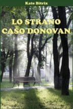 Lo strano caso Donovan (ebook)