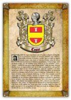 Apellido Casar / Origen, Historia y Heráldica de los linajes y apellidos españoles e hispanoamericanos