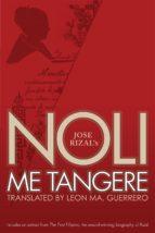 Noli Me Tangere (ebook)