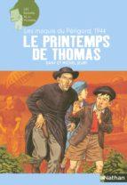 Les maquis du Périgord, 1944 : Le printemps de Thomas (ebook)