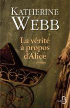 La vérité à propos d'Alice (ebook)