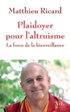 Plaidoyer pour l'altruisme (ebook)