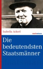 Die bedeutendsten Staatsmänner (ebook)
