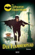 Die schwarze Fledermaus 09: Flammenpfad (ebook)