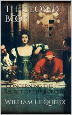 The Closed Book: Concerning the Secret of the Borgias (ebook)