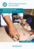 Apoyo al soporte vital avanzado. SANT0108 (ebook)