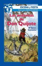 Las andanzas de Don Quijote (ebook)