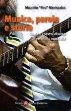 Musica, parole e storie (ebook)