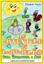 Le Avventure di Raffaello - Fiaba Interattiva a Bivi (Illustrata) (ebook)
