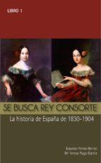SE BUSCA REY CONSORTE (ebook)