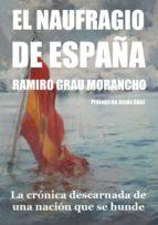 EL NAUFRAGIO DE ESPAÑA (ebook)