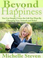 Beyond Happiness (ebook)