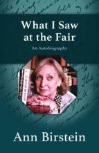 What I Saw at the Fair (ebook)