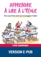 Apprendre à lire à l'école (ebook)