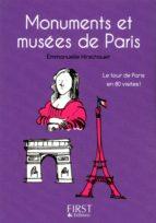 Petit livre de - Monuments et musées de Paris (ebook)