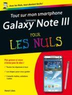Tout sur mon smartphone Galaxy Note 3 Pour les Nuls (ebook)