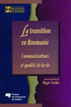 La transition en Roumanie (ebook)