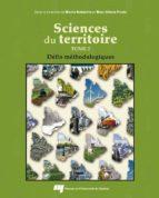 Sciences du territoire – Tome 2 (ebook)