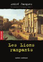 Alexandre Jobin 1 - Les Lions rampants (ebook)