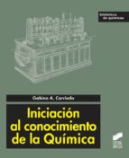 Iniciación al conocimiento de la química (ebook)