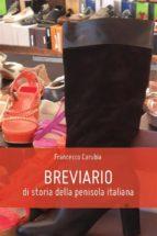 Breviario di storia della penisola italiana (ebook)
