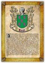 Apellido Turull / Origen, Historia y Heráldica de los linajes y apellidos españoles e hispanoamericanos