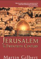Jerusalem in the Twentieth Century (ebook)