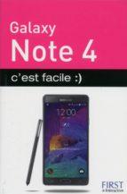 Galaxy Note 4 C'est facile (ebook)