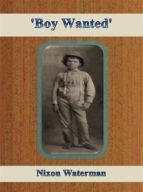 'Boy Wanted' (ebook)