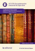 Encuadernación industrial de tapa dura. ARGC0110  (ebook)