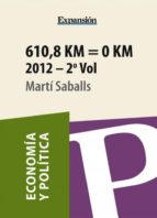 610,8 Km = 0 Km Volumen 2 (ebook)