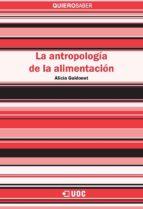 La antropología de la alimentación (ebook)