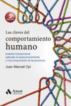 Las claves del comportamiento humano (ebook)