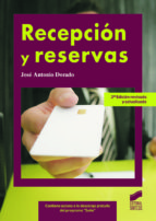 Recepción y reservas (ebook)