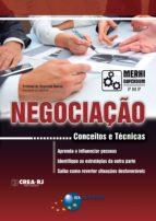 Negociação: conceitos e técnicas (ebook)