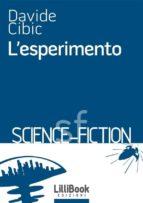 L'esperimento (ebook)