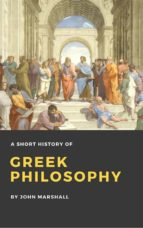 A Short History of Greek Philosophy  (ebook)