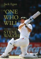 'One Who Will':The Search for Steve Waugh (ebook)