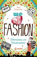 we love fashion 2 - Röhrenjeans und Schulterpolster
