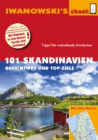 101 Skandinavien – Reiseführer von Iwanowski (ebook)