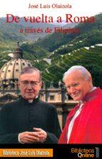 De vuelta a Roma a través de Filipinas