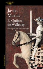El Quijote de Wellesley (ebook)