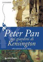 Peter Pan nei giardini di Kensington (ebook)