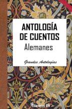 ANTOLOGÍA DE CUENTOS ALEMANES (ebook)